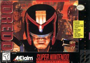 Judge Dredd - SNES trucchi e codici