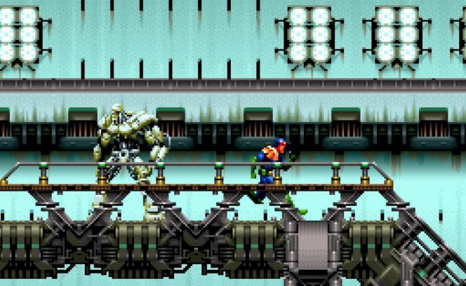Judge Dredd - SNES trucchi e codici videogame