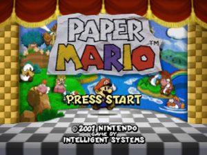 Paper Mario - Nintendo 64 trucchi e codici
