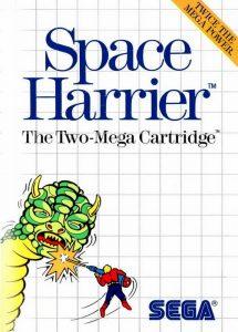 Space Harrier - Sega Master System trucchi e codici
