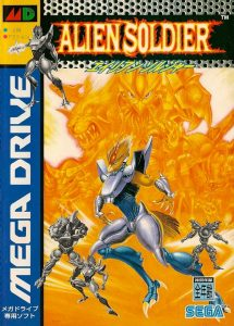 Alien Soldier - Sega Mega Drive password e trucchi