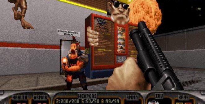 Duke Nukem 3D - PC trucchi e codici videogame