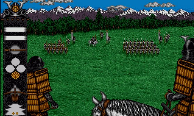 Lords of the Rising Sun - Amiga trucchi e codici videogame