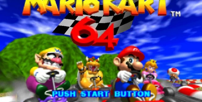 Mario Kart 64 - Nintendo 64 trucchi e codici videogame