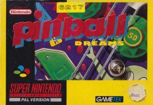 Pinball Dreams - SNES trucchi e codici
