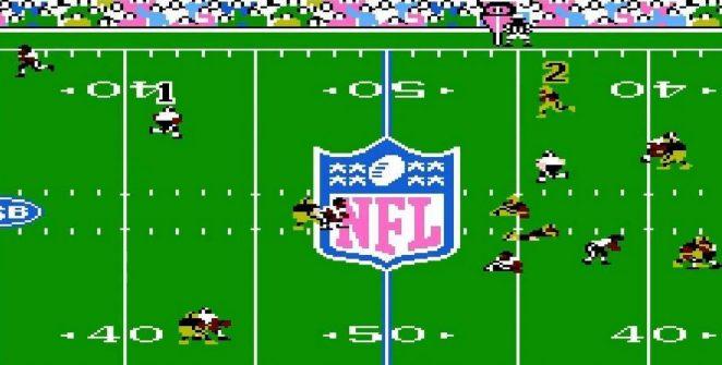 Tecmo Super Bowl - NES videogame