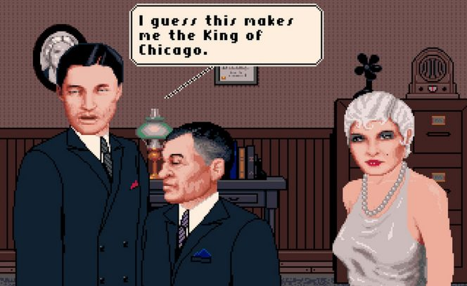 The King of Chicago - Amiga trucchi e codici videogame