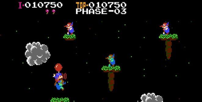 Balloon Fight - NES trucchi e codici videogame