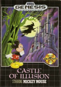 Castle of Illusion - Sega Mega Drive trucchi e codici