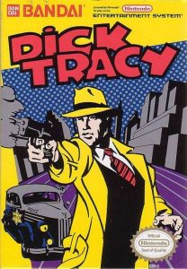 Trucchi Dick Tracy NES