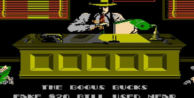Dick Tracy - NES password e trucchi videogame