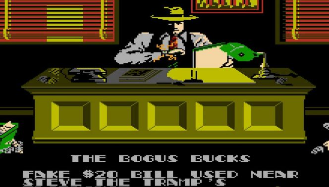 Dick Tracy - NES password e trucchi videogame