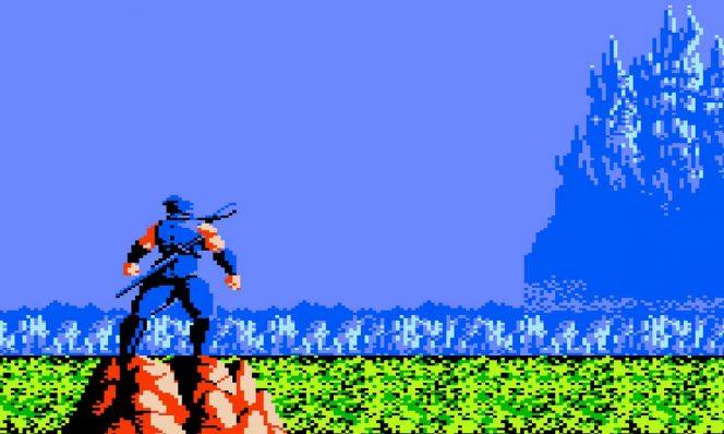 Ninja Gaiden NES videogame