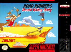 Road Runner's Death Valley Rally - SNES trucchi e codici