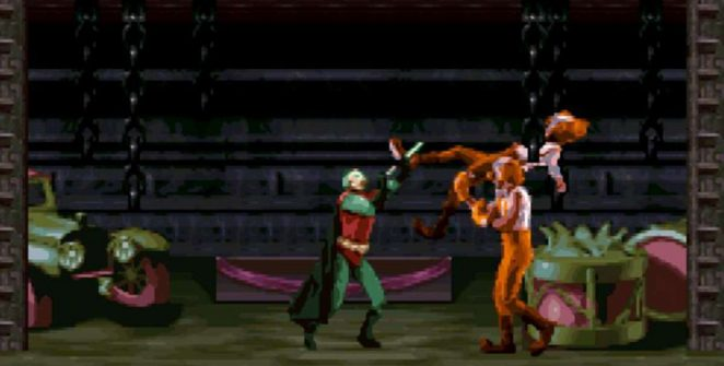 Batman Forever - SNES trucchi e codici videogame