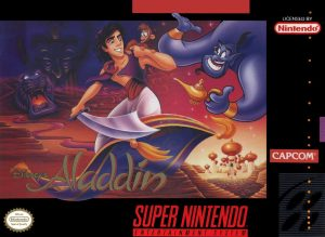 Disney's Aladdin - SNES password, trucchi e codici