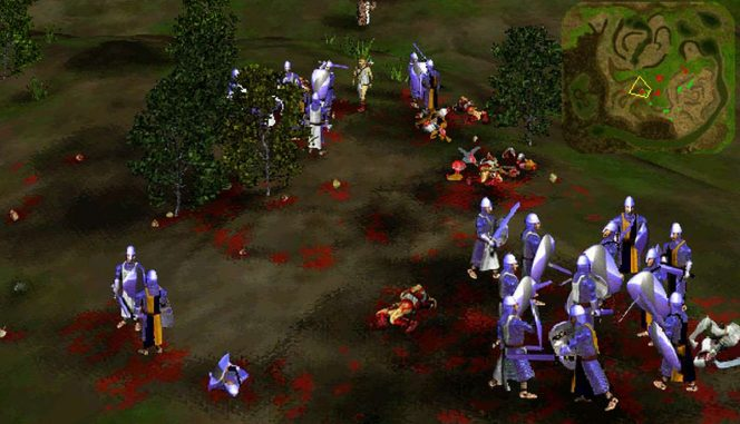 Myth: The Fallen Lords - PC trucchi e codici videogame
