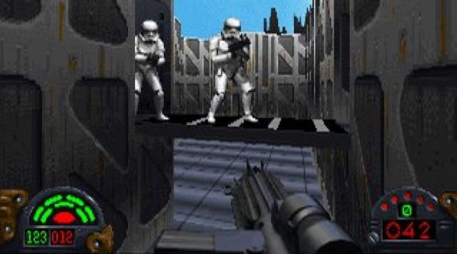 Star Wars: Dark Forces - PC trucchi e codici videogame