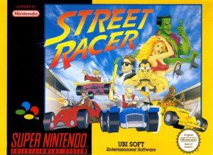 Street Racer - SNES trucchi e codici