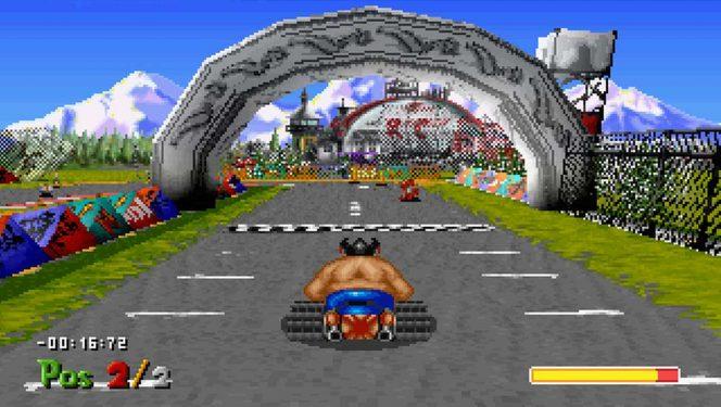 Street Racer - SNES trucchi e codici videogame
