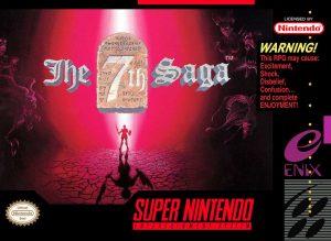 The 7th Saga - SNES trucchi e codici