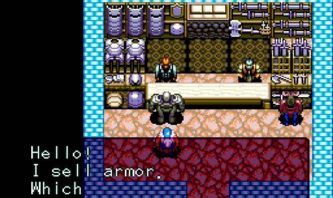 The 7th Saga - SNES trucchi e codici videogame