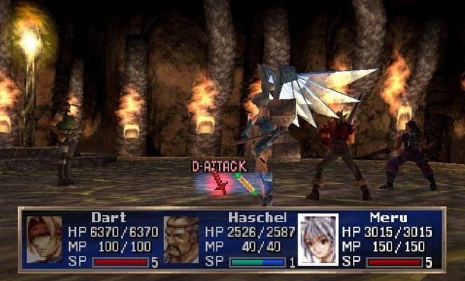 The Legend of Dragoon - PS1 trucchi e codici videogame