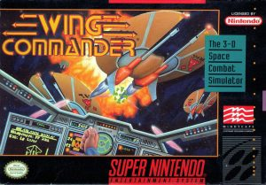 Wing Commander - SNES password e trucchi