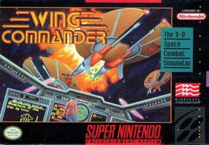 Wing Commander - SNES password e trucchi