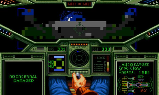 Wing Commander - SNES password e trucchi videogame
