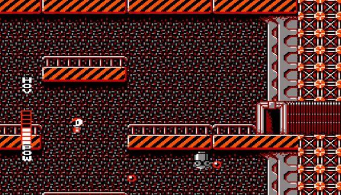 Blaster Master NES videogame