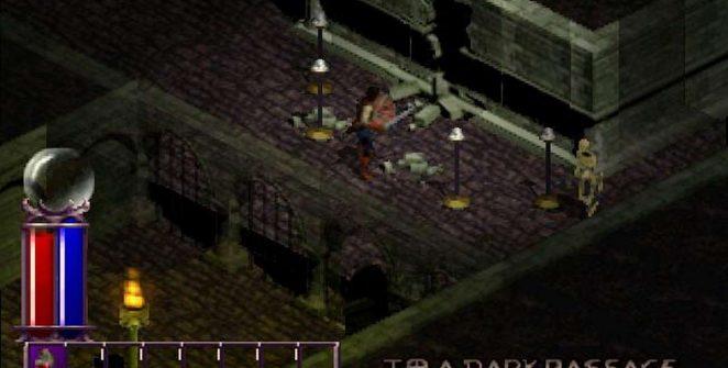 Diablo - Sony PSX trucchi e codici videogame
