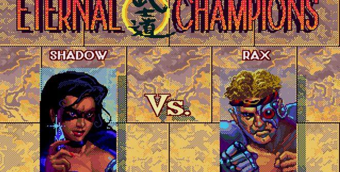 Eternal Champions - Sega Mega Drive trucchi e codici videogame