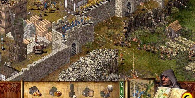 Stronghold - PC trucchi e codici videogame