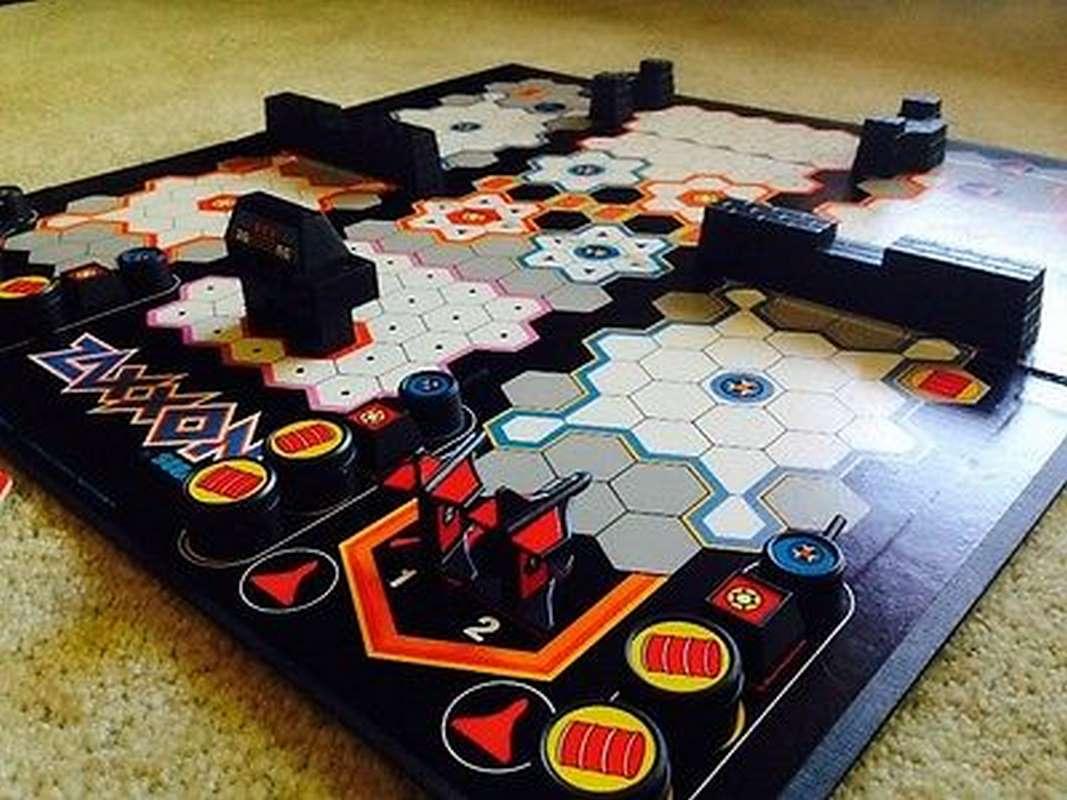 Zaxxon gioco da tavolo mb giochi - Blokus gioco da tavolo ...