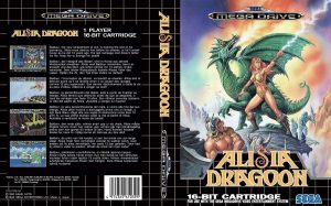 Alisia Dragoon - Mega Drive trucchi e codici
