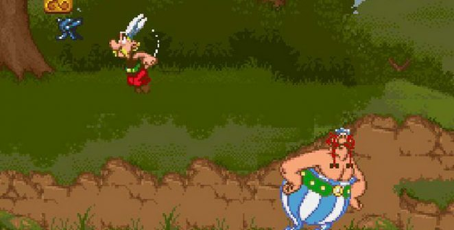 Asterix & Obelix - Super Nintendo password e trucchi videogame