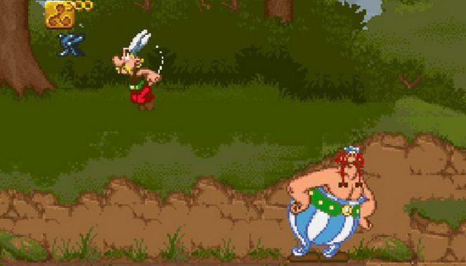 Asterix & Obelix - Super Nintendo password e trucchi videogame
