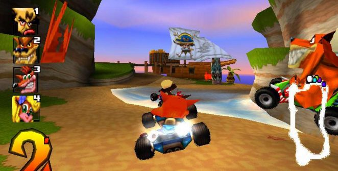 Crash Team Racing - PS1 trucchi e codici videogame