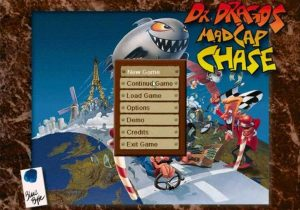 Dr. Drago's Madcap Chase - BlueByte (1995)