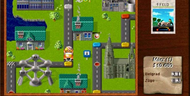 Dr. Drago's Madcap Chase - BlueByte (1995) videogame