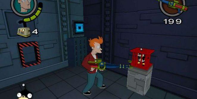 Futurama - PS2 trucchi e codici videogame