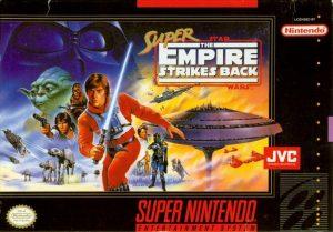 Super Star Wars: The Empire Strikes Back - SNES password