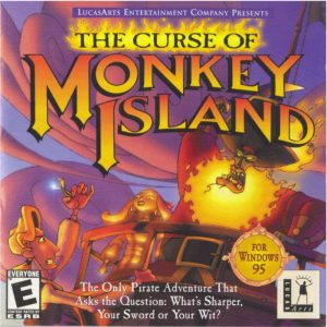 Soluzione The Curse of Monkey Island