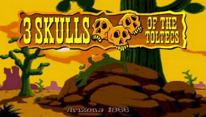 3 Skulls of the Toltecs - Amiga soluzione videogame