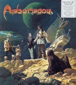 Ambermoon - Amiga password e trucchi