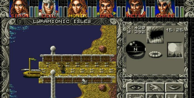 Ambermoon - Amiga password e trucchi videogame