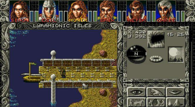 Ambermoon - Amiga password e trucchi videogame