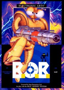 B.O.B. - Mega Drive password e trucchi