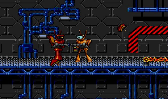 B.O.B. - Mega Drive password e trucchi videogame